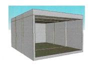 Vasche in C.A.V modulari